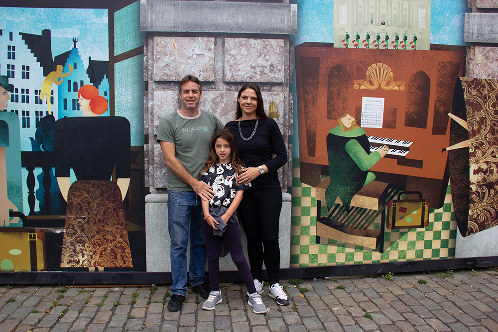 בלגיה עם ילדים