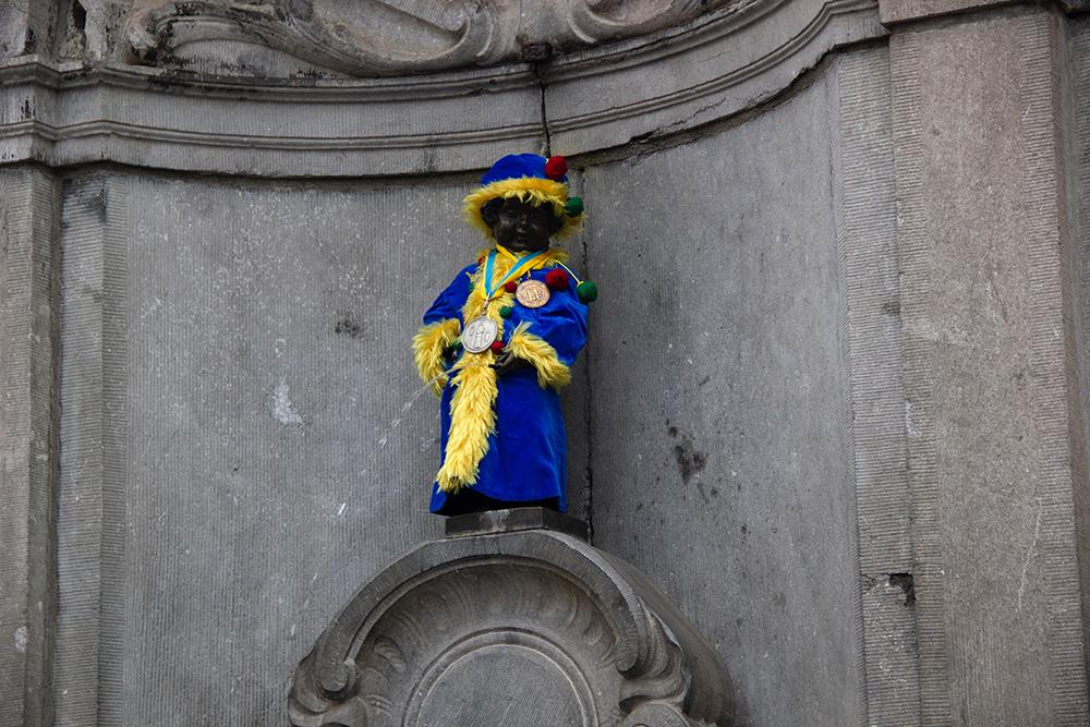 פסל הילד המשתין | בלגיה עם ילדים
