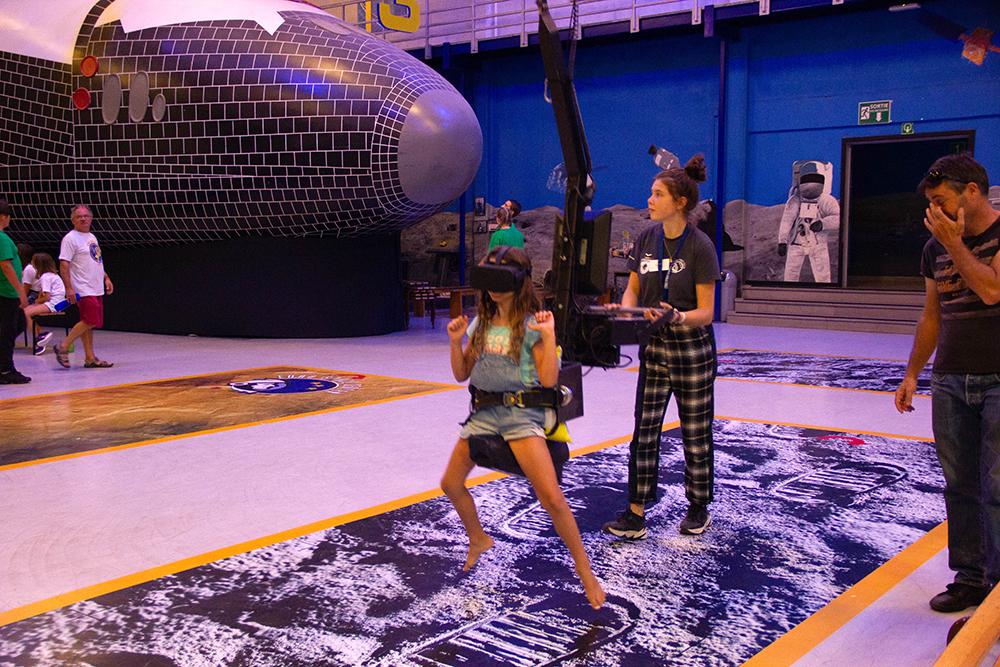 מרכז החלל בבלגיה | בלגיה עם ילדים