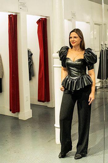 קניות בניו יורק של בגדי מעצבים יד שניה
