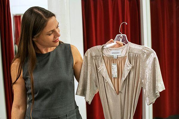 סבינה מוסייב - כבוד למעצבת הישראלית | בגדי מעצבים