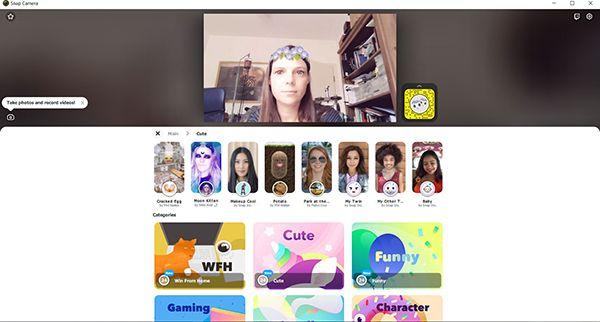 טיפים וטריקים לשיחות זום: כש Snapchat ו-Zoom נפגשים
